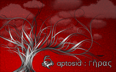 aptosid geras wallpaper